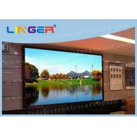 Quality Simple Cabinet Custom Led Display , Led Panel Screen 100000 Hours LED Life for sale