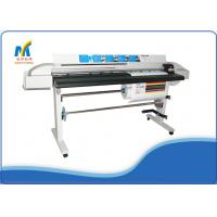 Buy 600DPI Indoor Materials Wide Format Printer Machine 110V For Inkjet / Pigment at wholesale prices