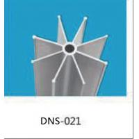 Quality Mill Finished Aluminium Extrusion Profiles , Star Shaped Fin Tube For Carburetor​ for sale