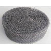 Quality wire mesh demister /liquid gas filter/demister mesh for sale