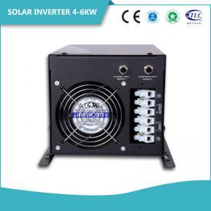 China AC / DC Off Grid Solar Inverter Dry Contact 1 - 12kw Hybrid Singlt Phase on sale