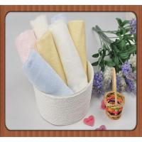 Quality Hotel Supplies China High Quality 21S Bath Towel Bright Colored Face Towel For Hotel&home for sale