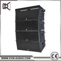 Guangzhou pro audio factory dual 12 inch line array W-4 active pro audio equipment for sale