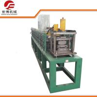 Quality Spandrel Steel Profile Roll Forming Machine For Suspended Ceiling for sale