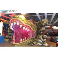 Quality Customized Mini Mobile 5D Cinema Dinosaur Box With Simulation System for sale