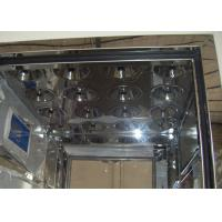 Buy Pharmaceutical Class 100 Cleanroom Air Shower With Rapid Rolling Door at wholesale prices