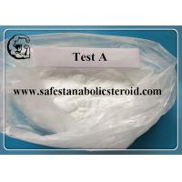 Quality Healthy Muscle Growth Raw Steroid Powders Test A / Testosterone Acetate  CAS1045-69-8 for sale