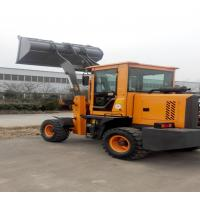China Small Site Use Tractor Loader Payloader From China Factory on sale