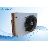 Quality Galvanized Plate Air Cooled Chiller Heat Exchanger High Efficiency Condenser for sale