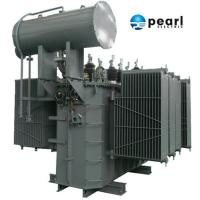 Quality Economic Step Down Power Transformer Anti Lightning 110 KV - 12500 KVA for sale
