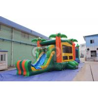 Quality Tropical Inflatable 5 In 1 Combo for sale