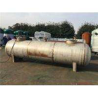 Buy Frosting / Polishing Removing Underground Oil Storage Tanks For Gas Station / at wholesale prices