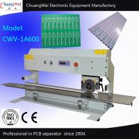 China PCB Separator For Power Supply Industry With Japan High Speed Steel Blades on sale