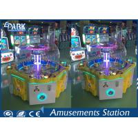 Quality amusement park equipment crane claw vending gift game machine for sale