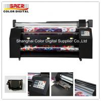 Quality DX7 Print Heads Digital Flag Printer 2.2m Print Width For Fabric Directly Printing for sale
