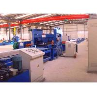 Buy cheap Uncoiling Leveling Coil Cutting Machine Cut To Length Line 5x1250 For Light Pole from wholesalers