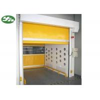 China Cargo Air Showers For Clean Rooms , Decontamination Air Shower Roller Shutter Door on sale