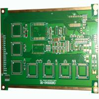 Quality Special Process Multilayer Pcb Board HDI PCB Plug Via Resin Circuit Board for sale