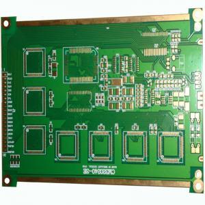 Quality Special Process Multilayer Pcb Board HDI PCB Plug Via Resin Circuit Board for sale