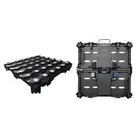 Buy LED 36PCS*3W Matrix Light for stage background / Warm white Cree Lamp / 36Ch at wholesale prices