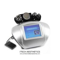 Buy 40KHz Cavitaion 5MHz Multipolar RF Cellulite Reduction Equipment Beauty Salon Use at wholesale prices