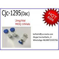 Releasing Hormones Peptides Powder CJC-1295(Dac) Injectable For Bodybuilding CAS: 863288-34-0