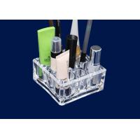 Buy Acrylic Makeup Storage Organizer Retail Window With 9 Round Compartments at wholesale prices