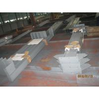 Quality Structural Steel Fabrication Industrial Steel Buildings For Warehouse Frame for sale