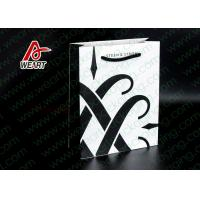 Quality 70% Ink Printing Custom Paper Gift Bags With Black Cotton Rope For Gift Shop for sale
