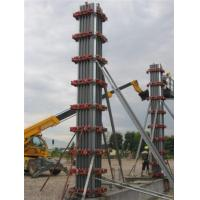 Quality Waterproof steel formwork , formwork for concrete columns with Easy to installation for sale