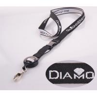 Quality Gifts & Crafts » Promotional Gifts custom Polyester woven badge lanyards for sale
