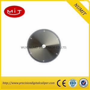 Quality Metal Cutting Circular Saw Blade , Tungsten Carbide Steel Tct Circular Saw for sale