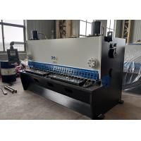 Quality Guillotine Shear Hydraulic Metal Sheet Cutting Machine With Delem For Mild Steel for sale