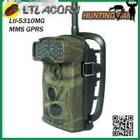 Quality 3G IR Thermal Hunting Camera 100 Degree Night Vision Cameras For Wildlife sms mms trail camera for sale