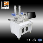 Quality Small Laser Marking Machine , Fiber Laser Marking System For Hardware for sale