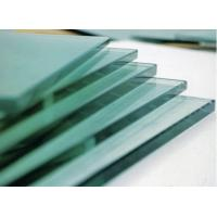 Quality clear tempered glass with CE,ISO,EN,ANSI for sale