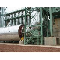 Efficient Particle Board PB OSB Single Pass Rotary Drum Dryer for sale