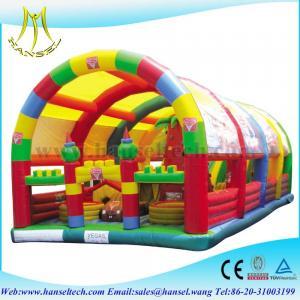China Hansel high quality children amusement park equipment room size rental on sale