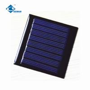 China Lightweight Silicon Solar PV Module 4V 0.25W solar panel polycrystalline ZW-5754 on sale