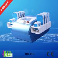 China Smart Clinic Lipolaser Slimming Machine,   Laser Lipo liposhape with 336 Mitsubishi Diodes for sale