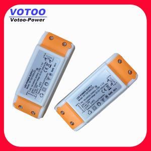 Quality 15Watt 12V 1.25A Constant Voltage LED Driver 50Hz / 60Hz With Orange / Blue / White Color for sale