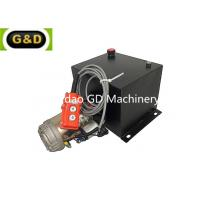 China 2.2KW Hydraulic Power Pack Suit for Car Hoists with 10L Oil Tank for sale