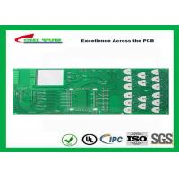 Quality 2OZ Copper RoHS 2 Layer PCB Double Sided Circuit Board FR4 2.0MM for sale