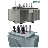 Quality Dyn11 Oil Immersed Transformer 6.6 KV - 400 KVA Stable Operation for sale