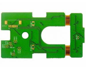 Quality Remote Control Multi Color LED​ PCB Manufacturing | Printed Circuit Board for sale