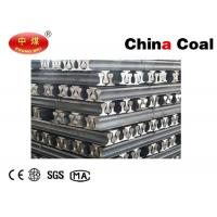 Steel Rail Products GB Standard 38kg Heavy U71Mn Material Rail Railroad Steel for Sale for sale