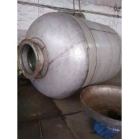 China Vertical Pressure Vessel Tank Customized Stainless Steel Storage Tank on sale