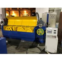 Quality 13DLA Aluminium Rod Breakdown Machine With Annealer , Double Spoolers , Large Drawing Machine for sale