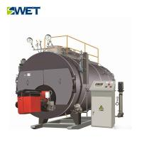 Buy cheap Low pressure 4 ton 1.0mpa oil gas fired steam boiler for casting industry from wholesalers