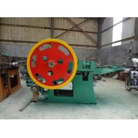 Quality High Speed Solid Iron Nail Making Machine/Iron Wire Nail Making Machine for sale